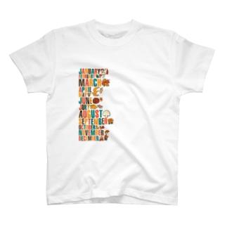 トランプ花札 T-shirts