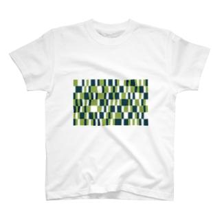千代紙なグッズ017 T-shirts