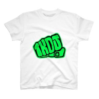トイカツ道場 TKDJロゴ T-shirts