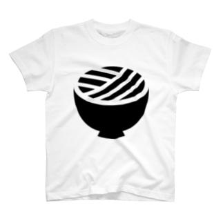 うどん県ロゴ T-shirts