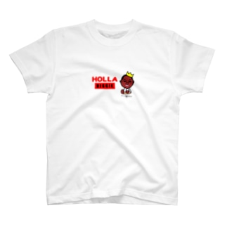 holla biggie T-shirts