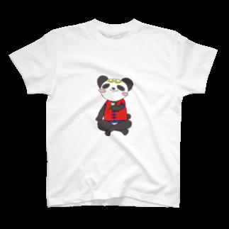 緋蜂のぷっくん T-shirts