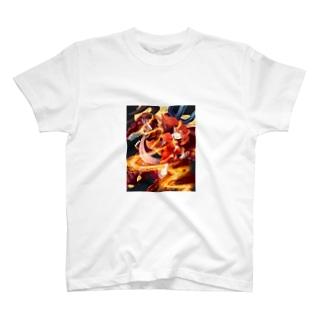 ファイヤーシリーズ T-shirts