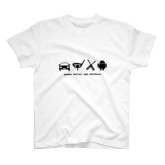 Driver T-shirts