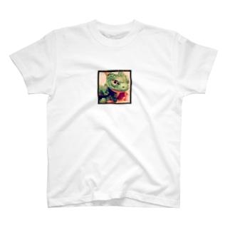 ベビードラゴン(小) T-shirts