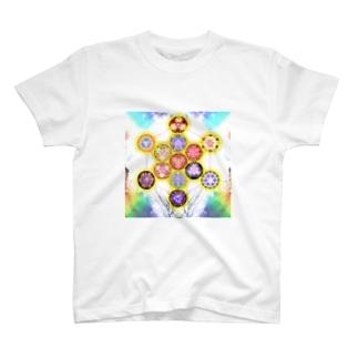 Metatron cube # 1 T-shirts