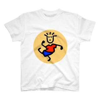 Stickman きっく T-shirts