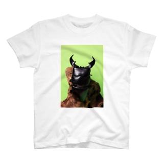 スマトラヒラタクワガタ T-shirts