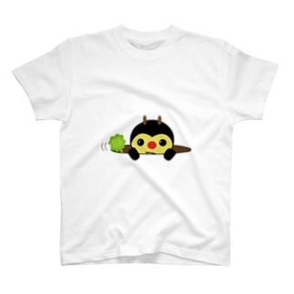 あなからこちた T-shirts