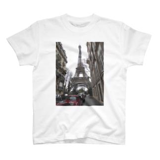 applemintのパリ T-shirts