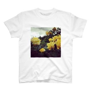 """花言葉は""""嫉妬"""" T-shirts"""