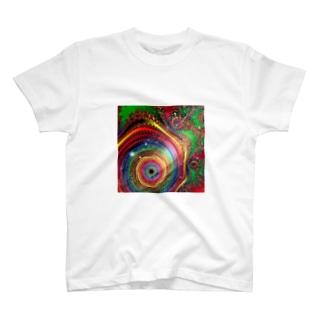 Fractal # 8 T-shirts