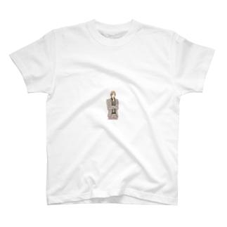 西脇隼人(微笑み) T-shirts