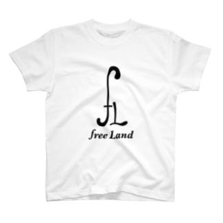 fLロゴ T-shirts