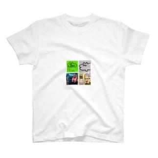 CABACCI 4KOMA T-shirts