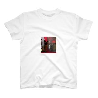 ストーブとまる T-shirts