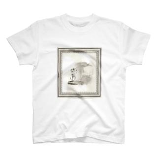 天使が矢を放つ T-shirts
