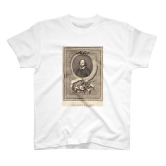 ウィリアム・シェイクスピア T-shirts