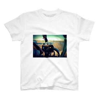 vagのCockpit T-shirts