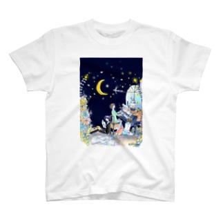 真夏の夜の音 T-shirts