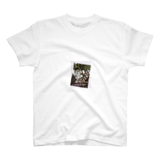 Flowers bloom T-shirts