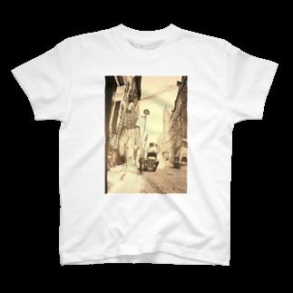 早川商店の『嫌われ西野、ニューヨークへ行く』の表紙 T-shirts