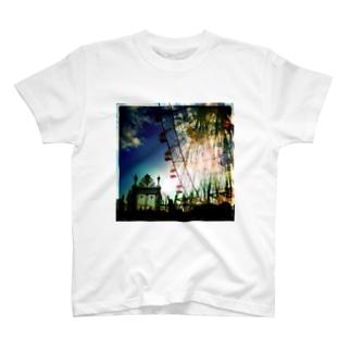 観覧車A T-shirts