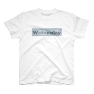 cloudyWENDSDAY T-shirts