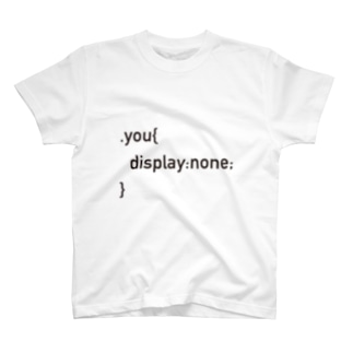 mura24のdisplay:none; T T-shirts