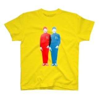 UN兄弟 Tシャツ