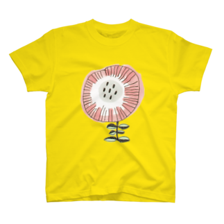 some,some.のあかのダンデライオンTシャツ