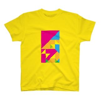ORIGAMI ー VIVID T-shirts