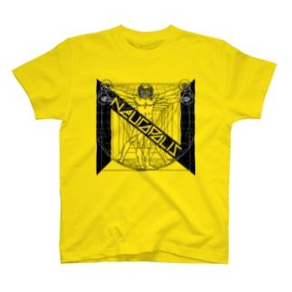 Neuropolis [淡色Tシャツ用] T-shirts