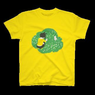 めまして!のよつばさがし T-shirts