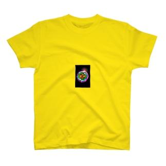 しゃぼんの中 T-shirts