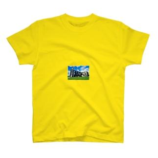 遺跡 T-shirts