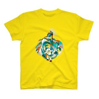 MUSCOX Tシャツ