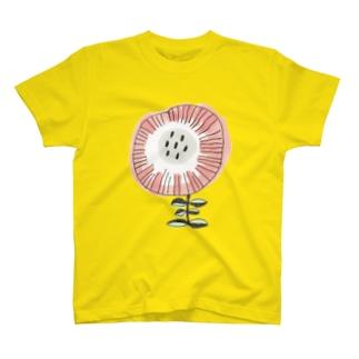 あかのダンデライオン T-shirts