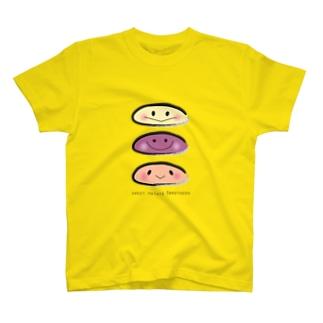 スウィートポテト3兄弟 T-shirts