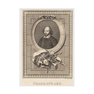 ウィリアム・シェイクスピア 吸着ターポリン