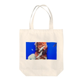 FISHES Tote bags