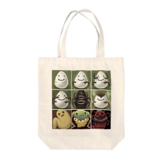 シモニタ Tote bags