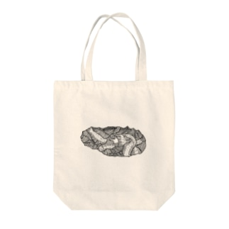 Obsidian Tote bags