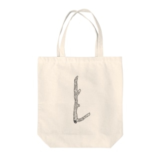 Staghorn Tote bags