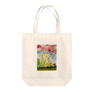オオタニさん Tote bags