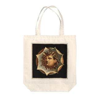 ポンペイ遺跡 Tote bags
