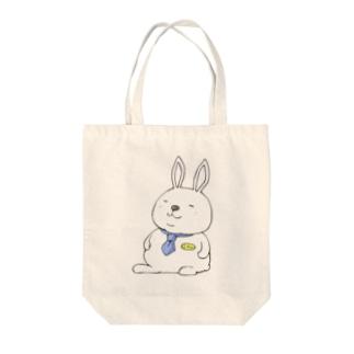 どんうさぎ Tote bags