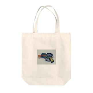 水鉄砲 Tote bags