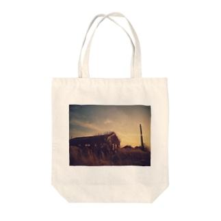 薄暮と廃墟。 Tote bags