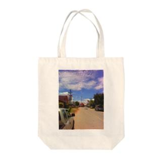 タイの片田舎 Tote bags